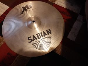 Drum set 16 inch sabian XS crash Cymbal for Sale in South Gate, CA