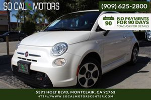 2016 FIAT 500e for Sale in Montclair, CA