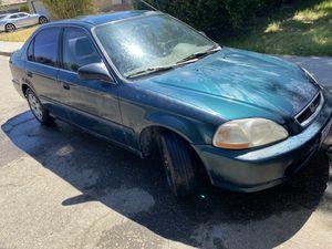 1999 Honda Civic for Sale in Fresno, CA