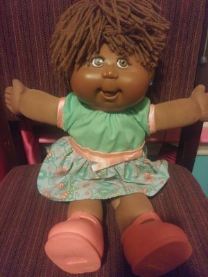 Girls cabbage patch doll for Sale in Charlotte, NC