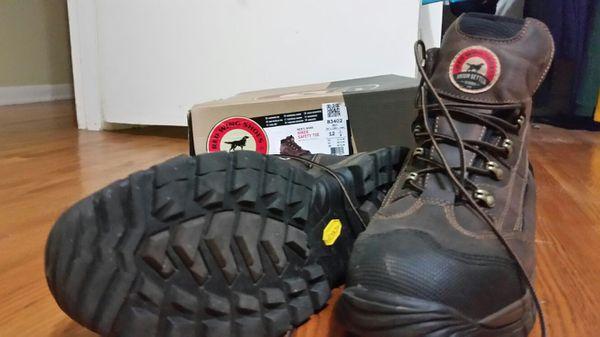 Steele Toe Boots