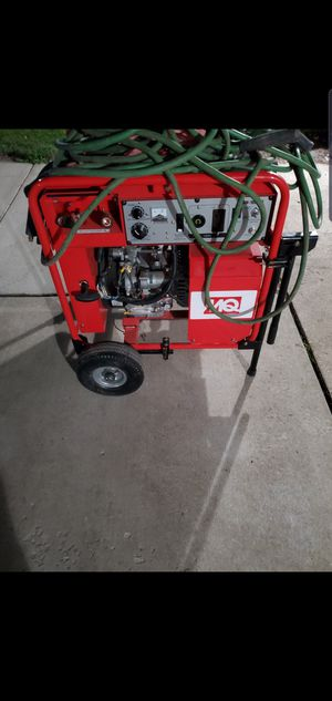 MULTIQUIP WELDER GENERATOR WITH CABLES for Sale in Lansing, IL