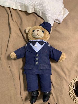 Air Force teddy bear for Sale in Port Charlotte, FL