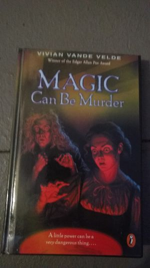 Magic can be murder book for Sale in Missoula, MT