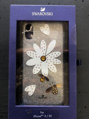 Swarovski phone case model for iPhone X/Xs for Sale in San Francisco, CA