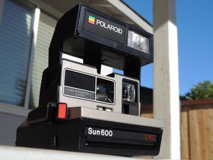 Vintage Polaroid Sun 600 Film Camera for Sale in Sacramento, CA