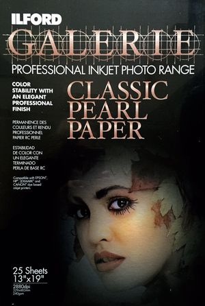 ILFORD GALERIE Photographic Classic Pearl Paper for Sale in Gambrills, MD