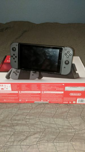 Nintendo Switch complete in box for Sale in Tempe, AZ