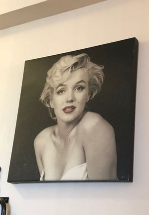 Monroe Canvas Art for Sale in Washington, DC
