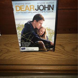 Dear John Dvd for Sale in Manchester, CT