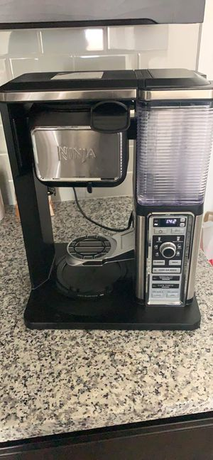 Ninja coffee maker for Sale in Harrah, OK