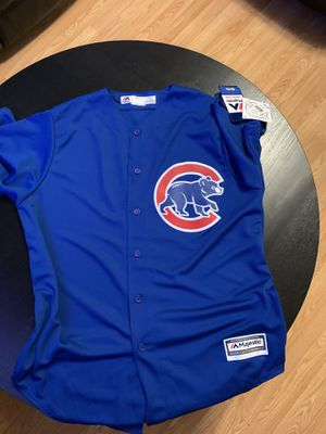 "New Chicago Cubs Jersey SIZE "" L"" for Sale in Rolling Meadows, IL"