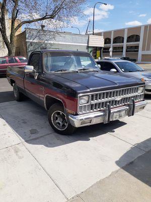 Chevy c10 Silverado for Sale in Chicago, IL