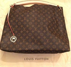 Louis Vuitton Artsy MM Monogram Canvas Hobo Bag. for Sale in Atlanta, GA