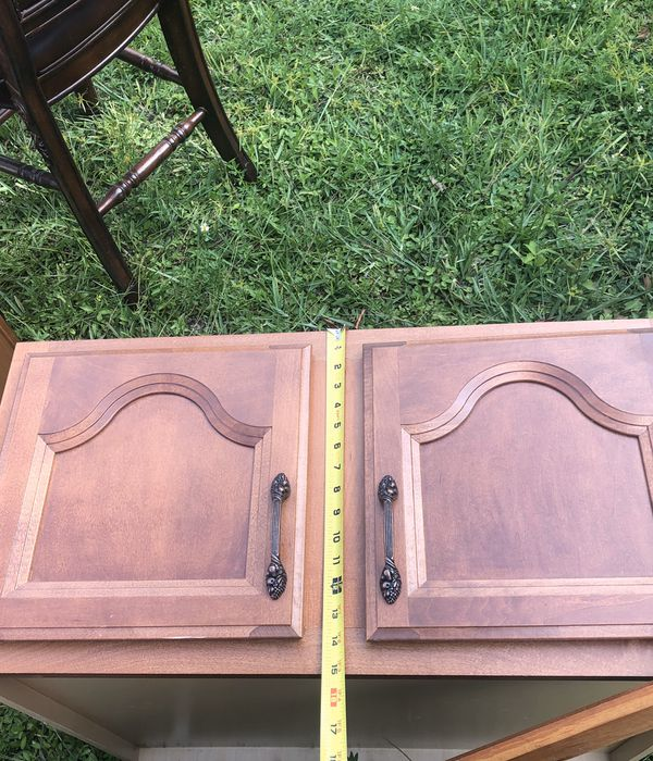 Good condition used kitchen cabinets