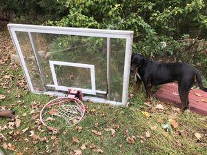Porter basketball hoop for Sale in Ridgefield, CT