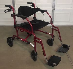 Medline Excel Transport Chair for Sale in Peoria, AZ