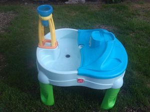 Step2 water table for Sale in Puyallup, WA