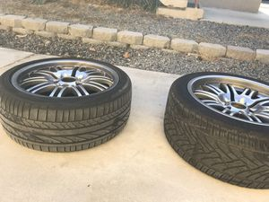 3 Bmw m3 5x120 wheels for Sale in Garden Grove, CA