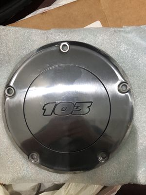 Harley 103 OEM derby cover. for Sale in Severn, MD