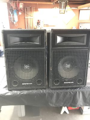 Digital audio pro speakers for Sale in Vacaville, CA