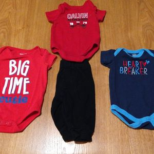 Baby Clothes. 0-3mo for Sale in Wichita, KS
