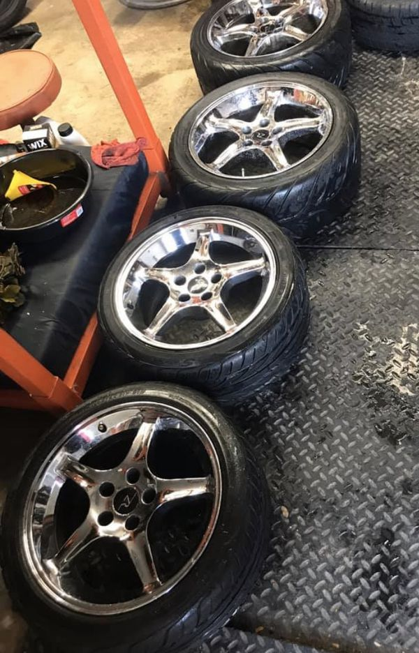 Make a serious offer / 17inch cobras / 5x114 pattern