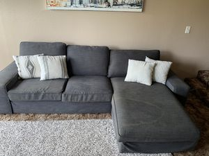IKEA Kivik Couch with Pillows for Sale in San Diego, CA