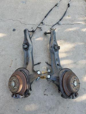 Integra rear disc brakes setup - eg dc for Sale in San Bernardino, CA