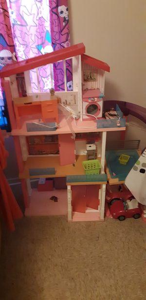 Girl doll house for Sale in Shreveport, LA
