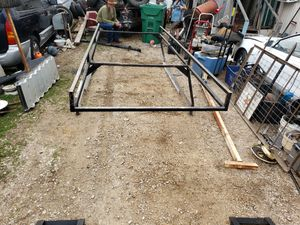 Long bed Truck Ladder / pipe rack for Sale in Mart, TX