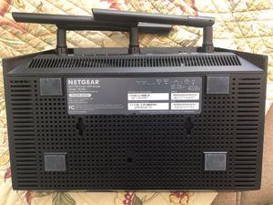 NETGEAR AC1750 Smart Dual Band WiFi Router (R6400v2) for Sale in Philadelphia, PA