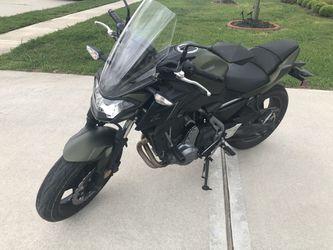 2018 Kawasaki Z650 for Sale in Houston, TX