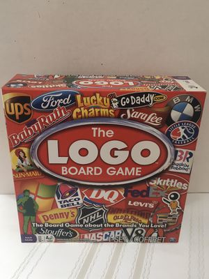 The LOGO Board Game for Sale in Tracy, CA
