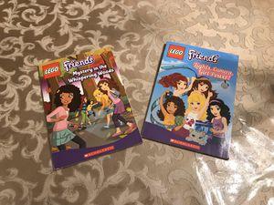 2 Lego Friends Books for Sale in Chula Vista, CA
