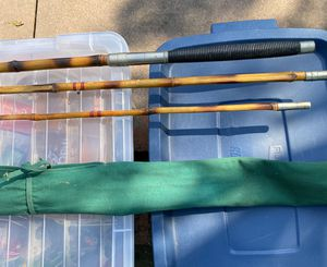 Long cane fishing rod for Sale in Richmond, CA
