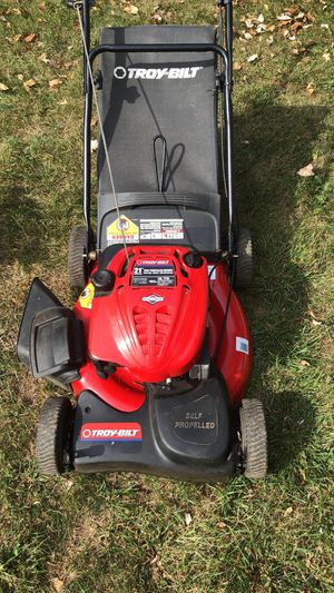 Lawn mower Troy built 21 inch 6.75Hp for Sale in North Brunswick Township, NJ
