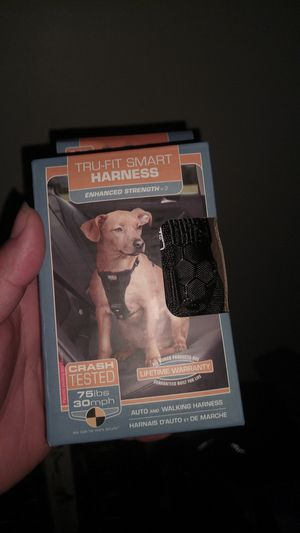 Dog smart harness for Sale in Los Angeles, CA