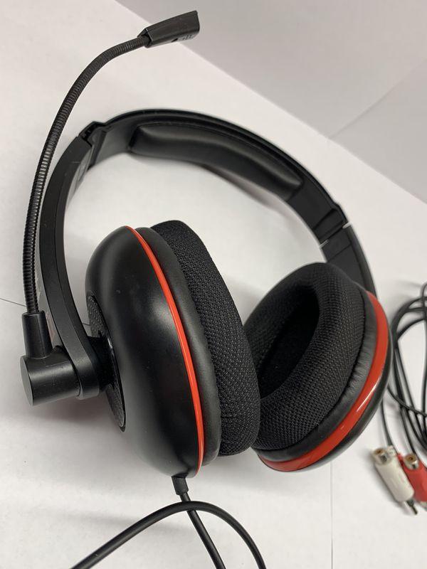 Turtle Beach P11 Earforce Headset!
