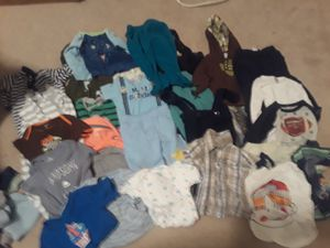 Large lot of 6 month and 9 month baby clothes for Sale in Vancouver, WA