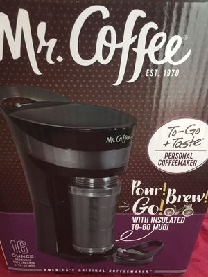 Coffee maker with mug brand new for Sale in Pittsburgh, PA