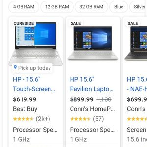 HP Touchscreen Laptop for Sale in Englewood, CO