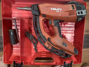 Hilti GX3 concret nails gun ! In perfec condicions ! for Sale in Los Angeles, CA