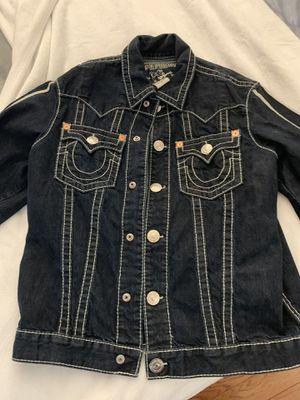 Mens True Religion Jacket Size XL for Sale in Alexandria, VA