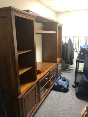 Tv wall unit for Sale in Stamford, CT