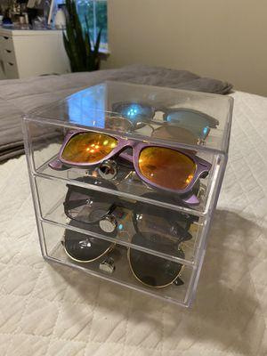 Clear sunglass case for Sale in Woodbridge, VA