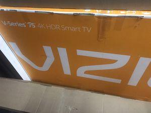 """75"""" Vizio 4k smart led tv for Sale in Norwalk, CA"""