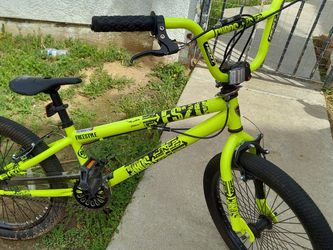Kent Freestyle Bmx Bike Size 20 for Sale in Murrieta,  CA