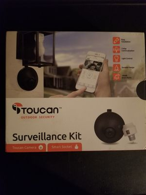Toucan outdoor security Surveillance Kit for Sale in Hamden, CT