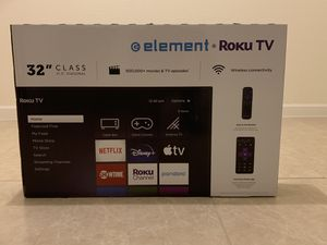 "32"" inch Roku Tv ""element"" for Sale in Miami, FL"